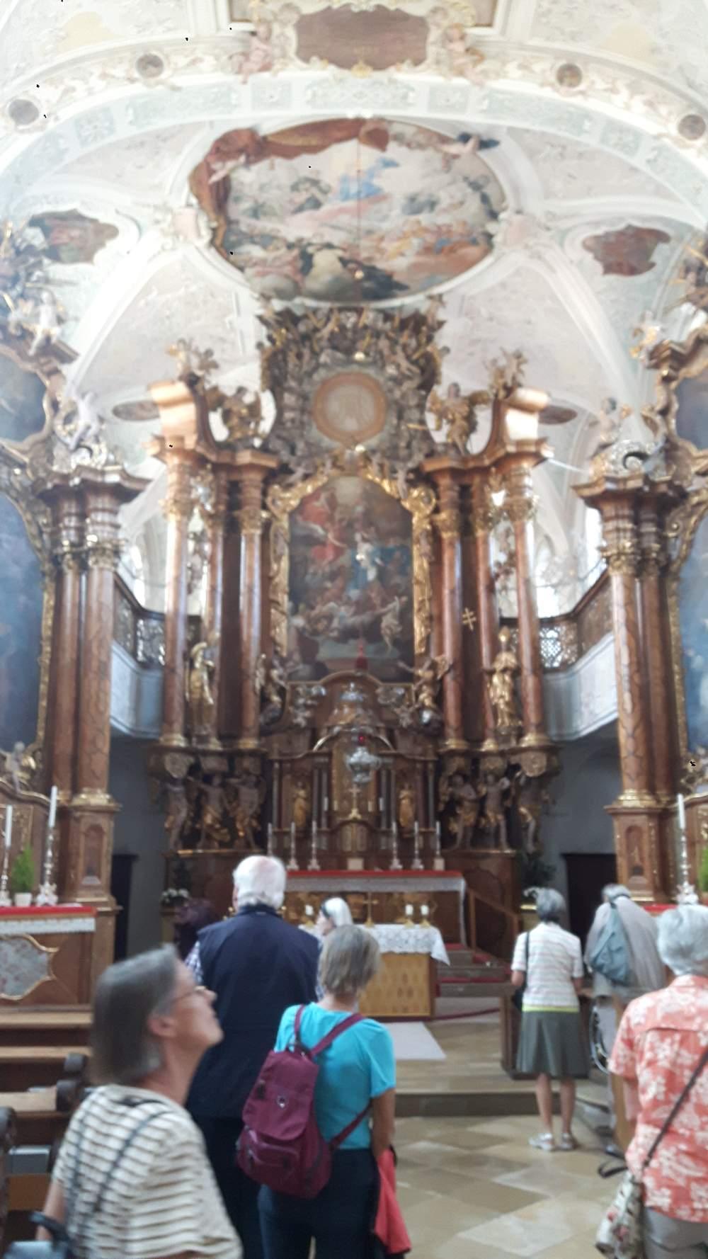 St. Justina-Kirche